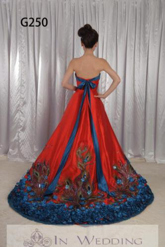 InWedding evening dress G250A