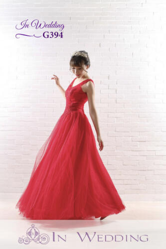InWedding evening dress G394