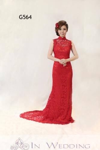 InWedding evening dress G564