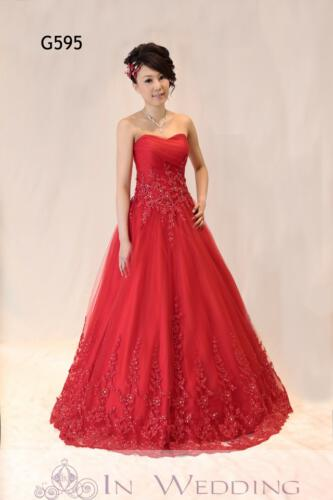 InWedding evening dress G595