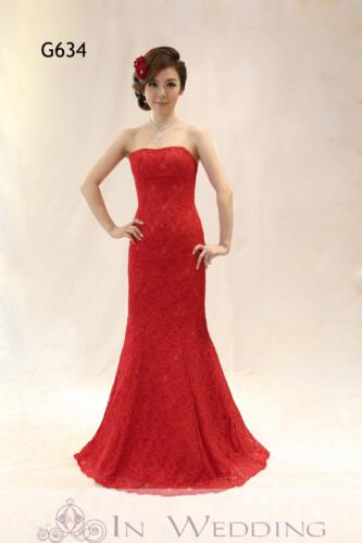 InWedding evening dress G634