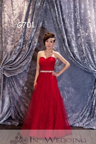 InWedding evening dress G701