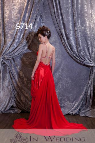 InWedding evening dress G714A