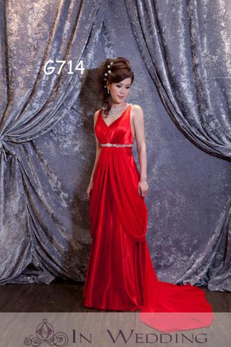 InWedding evening dress G714B