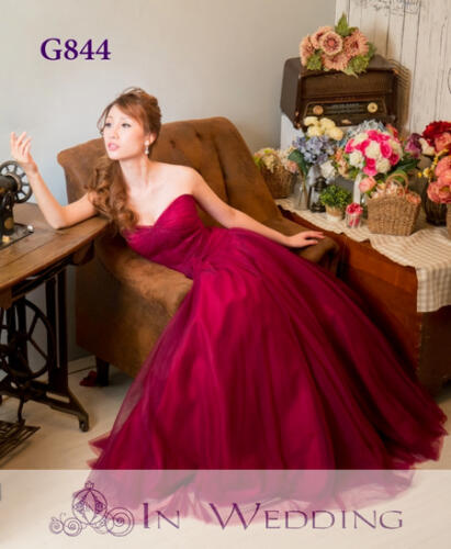 InWedding evening dress G844