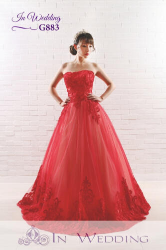 InWedding evening dress G883A