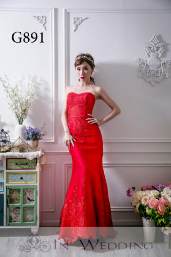 InWedding evening dress G891