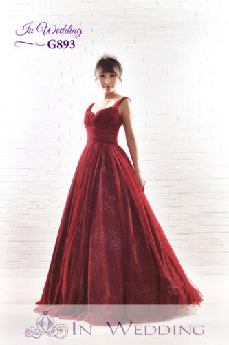 InWedding evening dress G893A