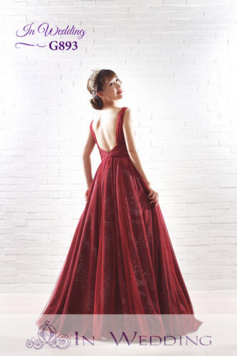 InWedding evening dress G893B
