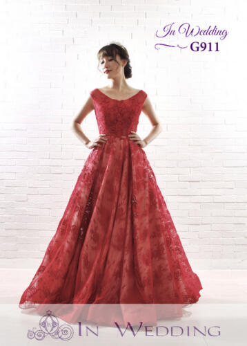 InWedding evening dress G911A