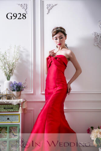 InWedding evening dress G928