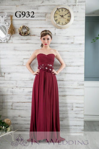 InWedding evening dress G932A