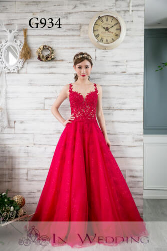 InWedding evening dress G934A