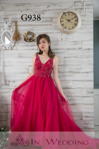 InWedding evening dress G938A