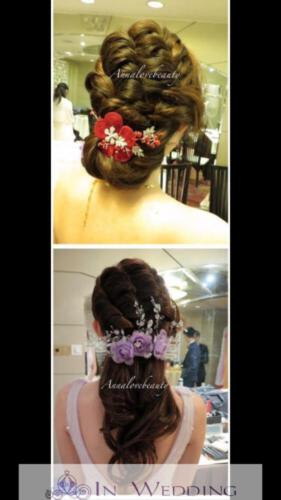 In Wedding Make up-MU09