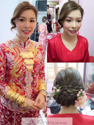 In Wedding Make up-MU10