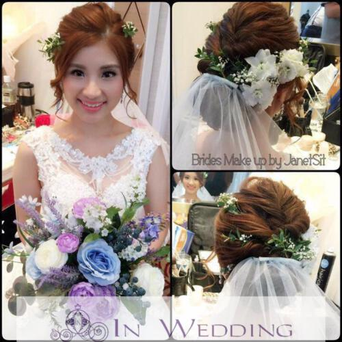 In Wedding Make up-MU19