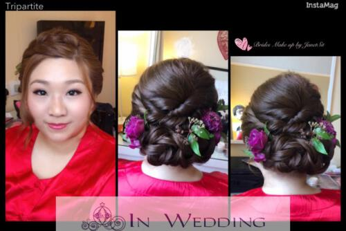 In Wedding Make up-MU22