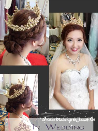 In Wedding Make up-MU25