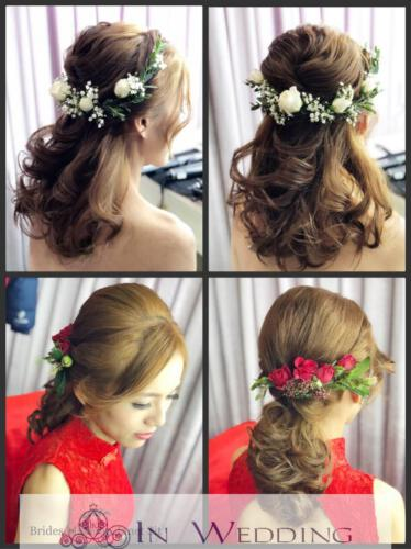 In Wedding Make up-MU30