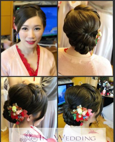 In Wedding Make up-MU35