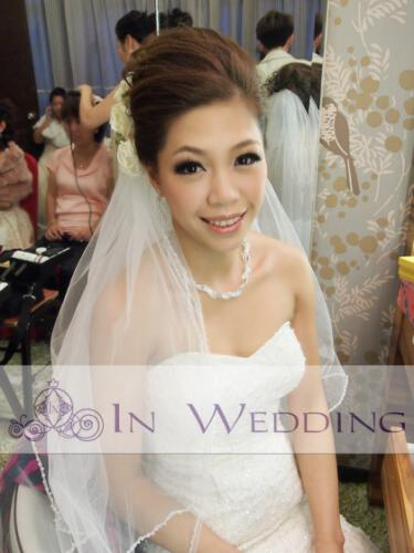 In Wedding Make up-MU43
