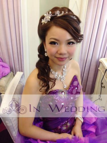 In Wedding Make up-MU44