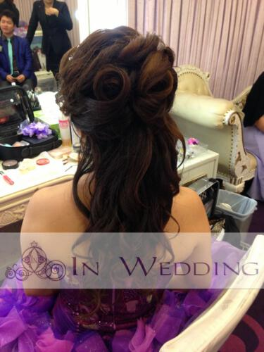In Wedding Make up-MU45