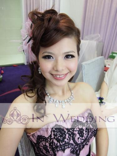 In Wedding Make up-MU46
