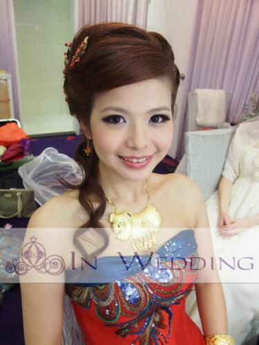 In Wedding Make up-MU48