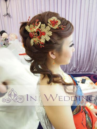 In Wedding Make up-MU49