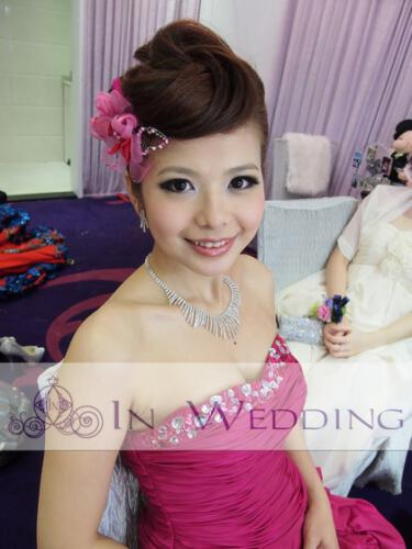 In Wedding Make up-MU50
