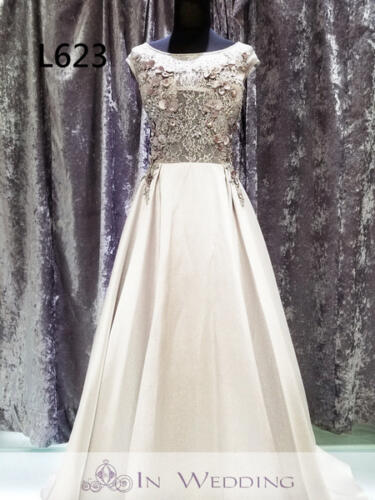 InWedding Mother Gown L623A
