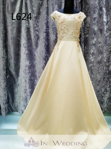 InWedding Mother Gown L624A