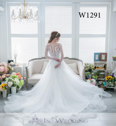 InWedding wedding gown W1291A