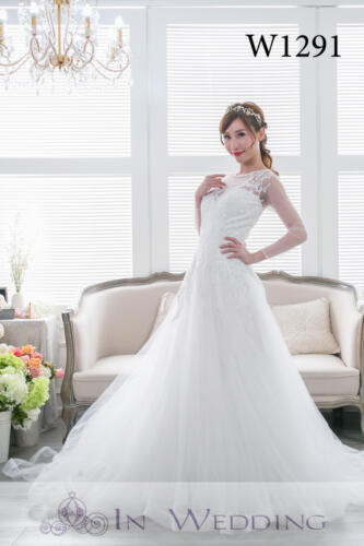 InWedding wedding gown W1291B