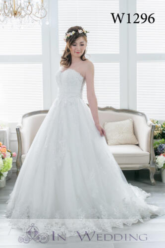 InWedding wedding gown W1296B