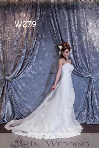 InWedding wedding gown W279A