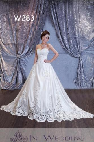 InWedding wedding gown W283B