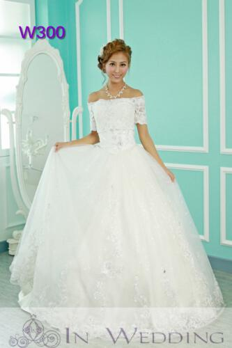 InWedding wedding gown W300B