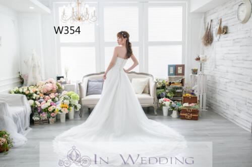 InWedding wedding gown W354A