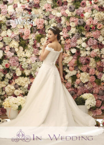 InWedding wedding gown W356A