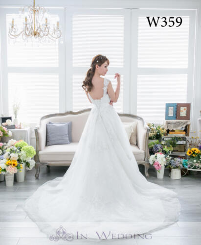 InWedding wedding gown W359A