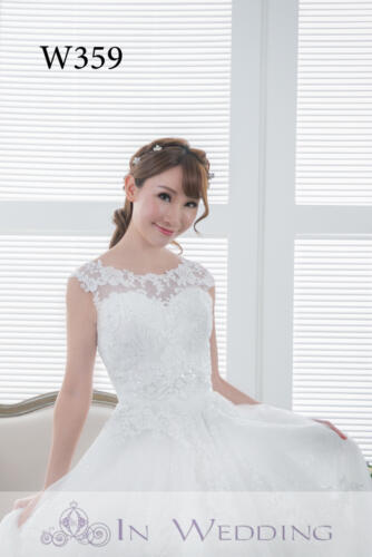 InWedding wedding gown W359B