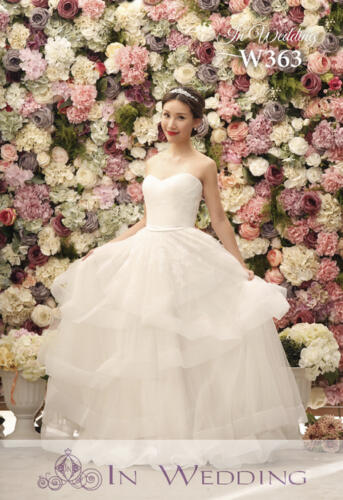 InWedding wedding gown W363A