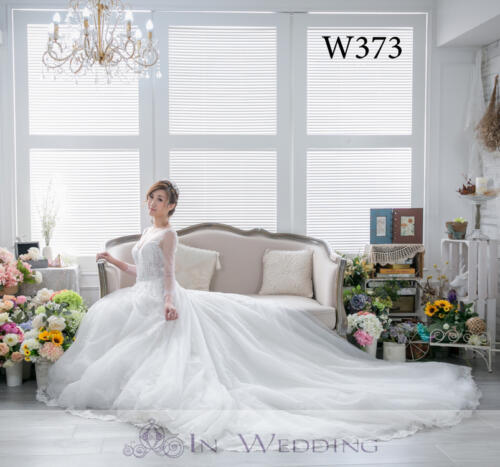 InWedding wedding gown W373A