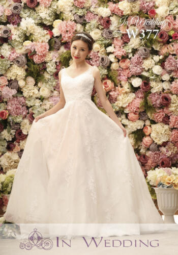 InWedding wedding gown W377B