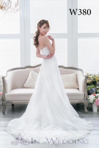 InWedding wedding gown W380A