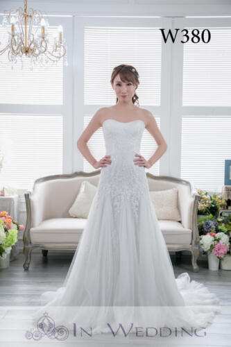 InWedding wedding gown W380B