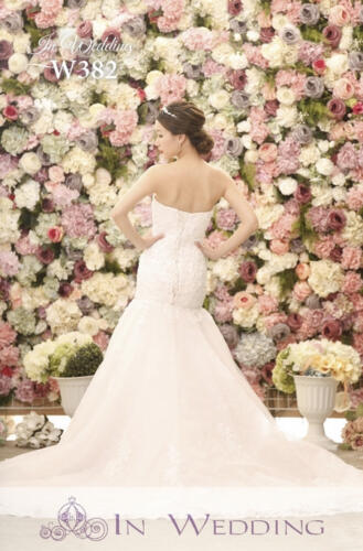 InWedding wedding gown W382A